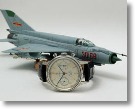 Times Change, The Seagull 1963 Chinese Air Force Watch Stays The Same