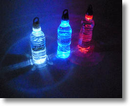 Bottle Cap Lamp is Ideal for Light Drinkers