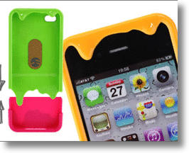 Slip Your iPhone 4 or 4S into a SwitchEasy &#039;Melt&#039; 3D Case