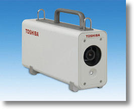 Toshiba's 'Portable Gamma Camera' Takes Snapshots of Radiation Hotspots