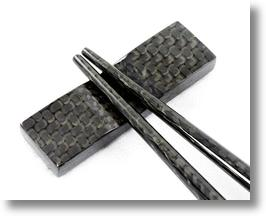 Carbon Fiber Chopsticks Make Eating Tougher