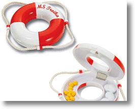 Life Preserver Pill Box Could Be a Life Saver
