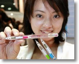 Scented Pencils from Pentel Relax, Refresh and Recharge