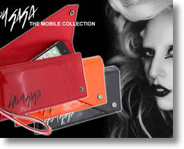 Lady Gaga Synthetic Leather Smartphone Pouch is Nothing Shocking