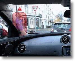 360 Virtual Urban Windscreen Previews Transparent Pillar Technology