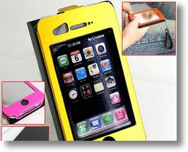 COLAPhone iPhone Color Case Looks Cool, Acts Tough