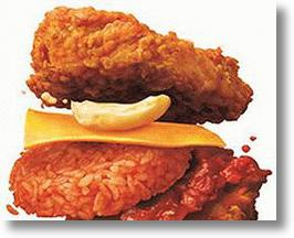 KFC Japan&#039;s &quot;Kentucky Chicken Rice&quot;: Double Down with a Difference