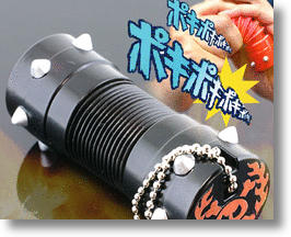 Yubi-Poki, Virtual Dual Purpose Knuckle Cracker Toy