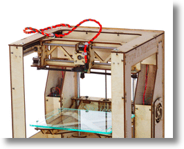 Win Cool 3D printer stuff from Printers for Peace Contest