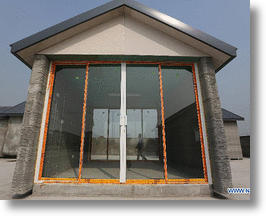 Chinese Company Cranks Out 10 3D-Printed Houses In 24 Hours