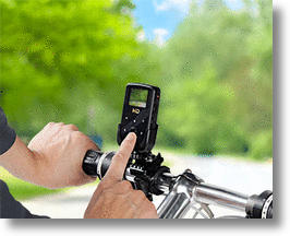 Bicycle Mini DV Camera Records Your Ride