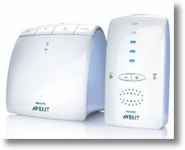 Philips Avent Basic Baby Monitor w/ DECT Technology