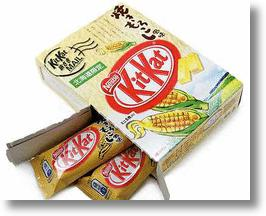 Corn Stars: 8 Weird Japanese Corn Snacks, Foods & Drinks