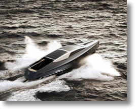 Now Sea Here: Rolls-Royce Yacht Concept Is No Land Barge