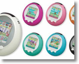 'Tamagotchi Plus Color' Updates the Original Digital Pocket Pet
