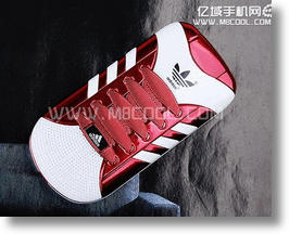 Get Smartphone: China's Counterfeiters Create an Adidas Handset