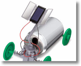 Great Gizmos Solar Rover