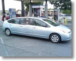 Prius 6-Door Limo Goes To Great Lengths For Hybrid Efficiency