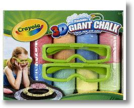 3D Chalk