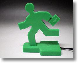 Exciting Emergency Exit Logo USB Hub