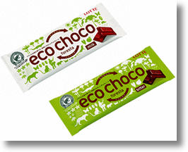 Lotte Eco-Choco, Certifiably Delicious By The Rainforest Alliance