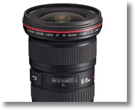 Canon 16-35mm f/2.8