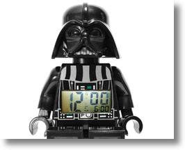 Darth Vader Lego Alarm Clock