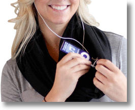 Hands Free Travel Wrap