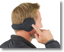 Wireless Speaker Ear Muffs