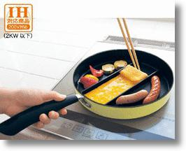 3-in-1 Frying Pan Pleases Time &amp; Space Challenged Chefs