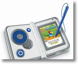 Fisher Price iXL - a touch-screen learning system for kids.