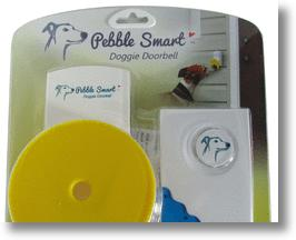 Pebble Smart Doggies Door Bell