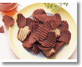 Potato Chip Chocolate - Sweet, Salty and Sinfully Good