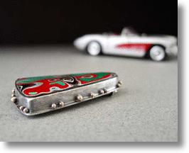 Fordite: Fossilized Finishes From Detroit's Golden Age