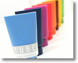 Paint Tube Doorstop Adds Color &amp; Humor To Any Room