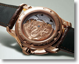 New Year Time: Blancpain&#039;s Caruso &#039;Chinese Dragon&#039; Limited Edition Wristwatch