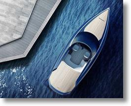 Aston Martin AM37 Luxury Yacht Handles & Performs Like A Sports Car