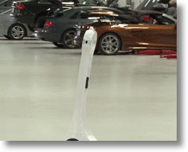 Audi To Use Telepresence Robots To Repair Cars