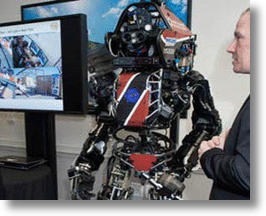The Pentagon's Atlas Robot Will Brave Disaster Zones To Save Survivors