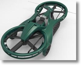 Aero-X Hoverbike Is The Ultimate Off-Road Vehicle