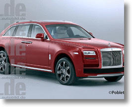 Rolls-Royce's First SUV To Reach Showrooms By Late 2018