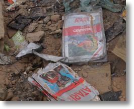 First Cartridges Unearthed At Legendary Atari Landfill Go For Over $1500