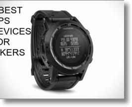 Top 5 GPS Devices for hikers