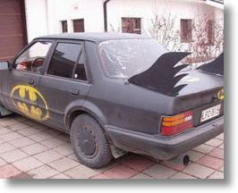 Caped Cruise-saders: The Top Ten Low-Budget DIY Batmobiles