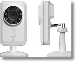 The Belkin NetCam