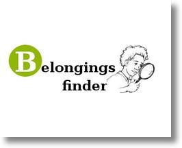 Belongings Finder