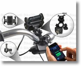 Bicycle Smartphone Charger