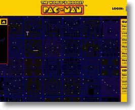 Massive Gaming With The World's Biggest Pac-Man