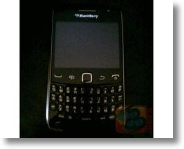 BlackBerry Orlando Leak