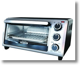 Toaster ovens make reheating pizza a snap